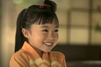 NHK大河ドラマ『おんな城主 直虎』のおとわ(新井美羽)(C)NHK