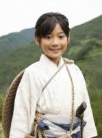 NHK大河ドラマ『おんな城主 直虎』亀之丞(藤本哉汰)(C)NHK