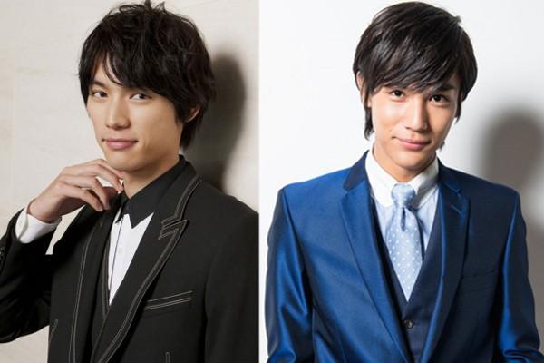 自ら2ショット写真も公開していた福士蒼汰(左)と中川大志