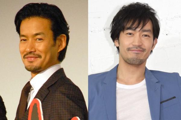 ドラマ『逃げ恥』で人気になった大谷亮介(右)は竹野内豊似を話題に