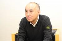 脚本家・遊川和彦氏インタビューカット