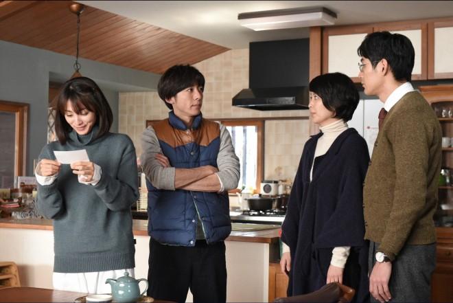 坂元裕二氏の脚本も話題になっている『カルテット』(TBS系)第4話より(C)TBS