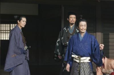 第1話より(C)NHK