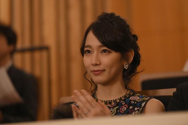 吉岡里帆が『カルテット』(TBS系)で演じた有朱