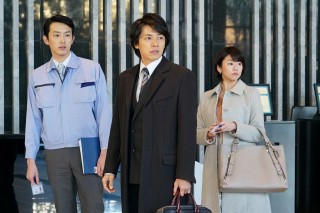 「藤木直人さんの背中を見ていることが多い」と語る野村麻純