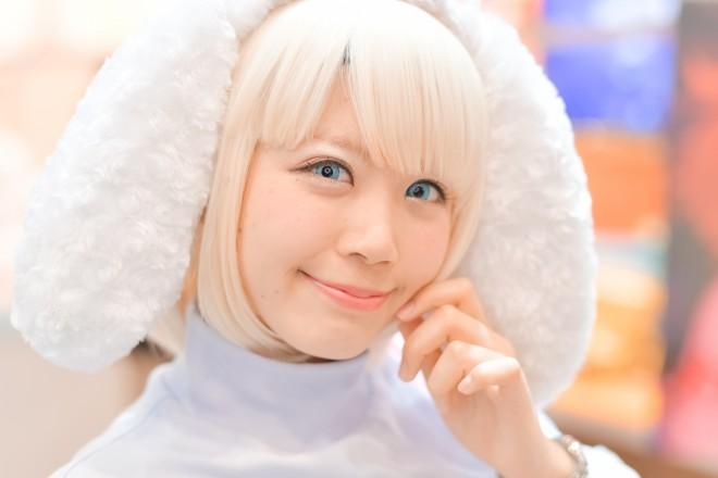 『ジャパンアミューズメントエキスポ2017』コンパニオン (C)oricon ME inc.