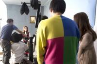 (左から)センス爆発女、ポテンシャル聡、丸高愛実(写真:ウチダアキヤ)