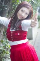 センス爆発女(写真:ウチダアキヤ)