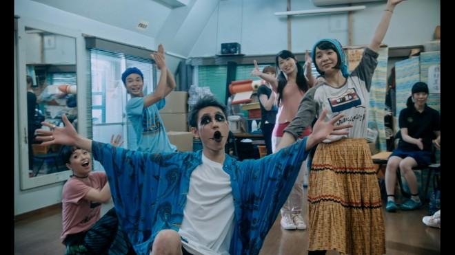 『はらはらなのか。』劇中カット(C)2017「はらはらなのか。」製作委員会