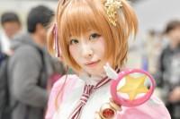 『AnimeJapan 2017』コスプレイヤー・しらほしなつみさん