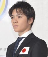 宇野昌磨選手『世界フィギュアスケート国別対抗戦2017』日本代表選手発表・記者会見
