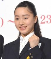 樋口新葉選手『世界フィギュアスケート国別対抗戦2017』日本代表選手発表・記者会見