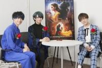 左から志村禎雄、とまん、こんどうようぢ