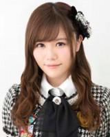『第9回AKB48選抜総選挙』速報 第55位 込山榛香(AKB48 Team 4) 5,557票
