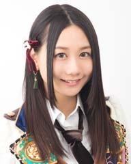 『第9回AKB48選抜総選挙』速報 第40位 古畑奈和(SKE48 Team KII) 6,954票