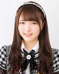『第9回AKB48選抜総選挙』速報 第47位 大森美優(AKB48 Team 4) 6,496票