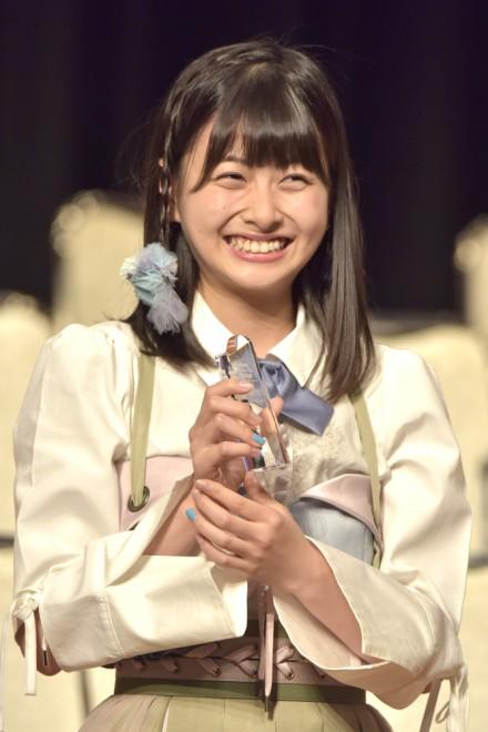 『第9回AKB48選抜総選挙』80位 松岡はな