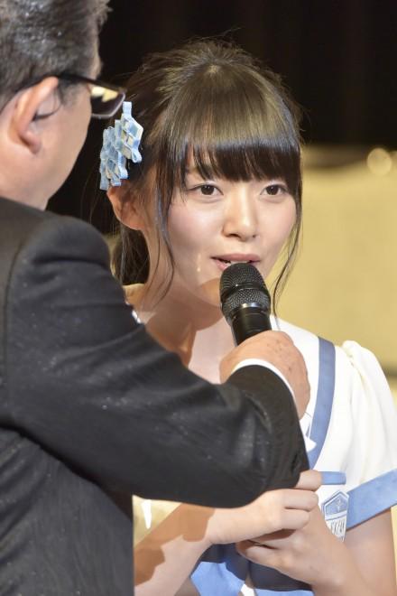 『第9回AKB48選抜総選挙』78位 高畑結希