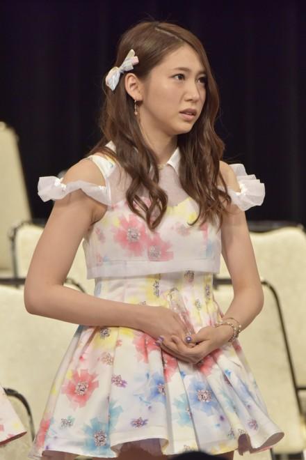 『第9回AKB48選抜総選挙』74位 茂木忍