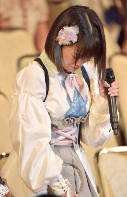 『第9回AKB48選抜総選挙』35位 朝長美桜