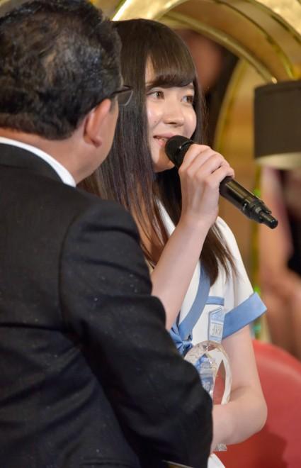 『第9回AKB48選抜総選挙』36位 江籠裕奈