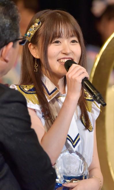 『第9回AKB48選抜総選挙』38位 冨吉明日香