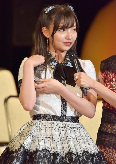 『第9回AKB48選抜総選挙』39位 村瀬紗英