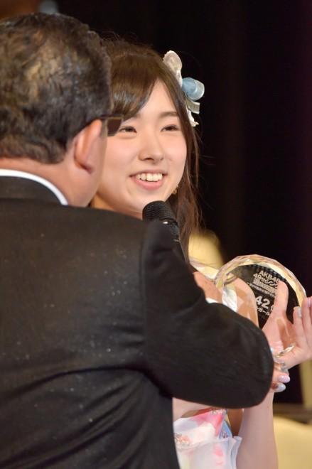 『第9回AKB48選抜総選挙』42位 岩立沙穂