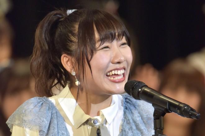 『第9回AKB48選抜総選挙』6位 須田亜香里