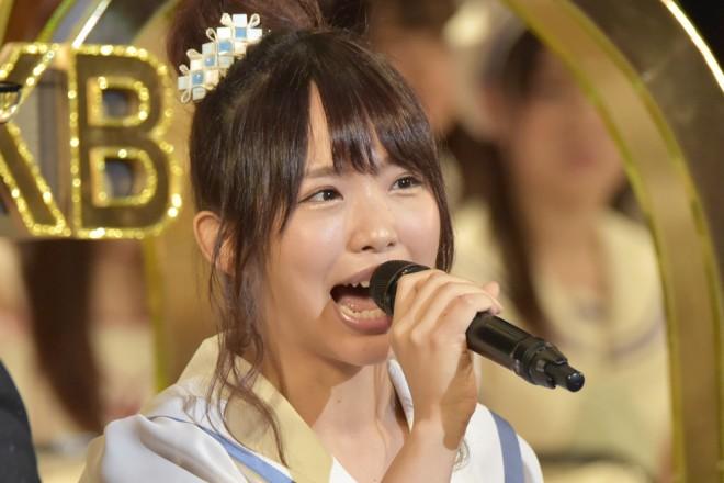 『第9回AKB48選抜総選挙』18位 松村香織