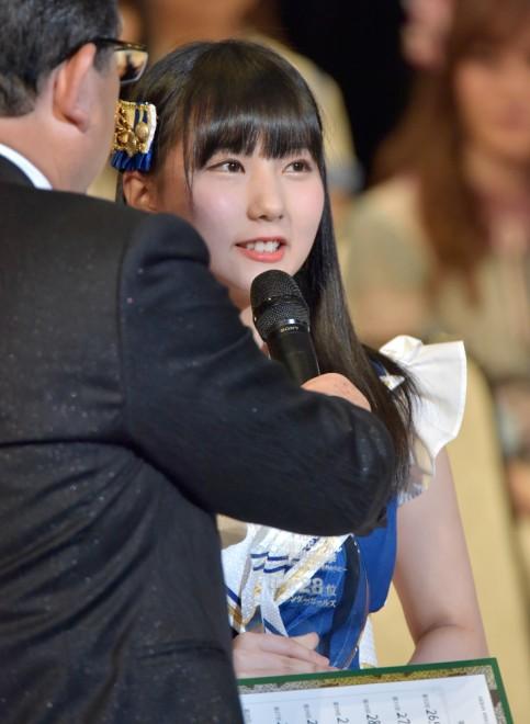 『第9回AKB48選抜総選挙』28位 田中美久