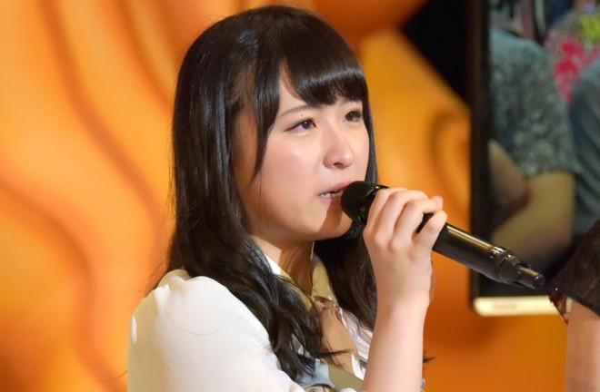 『第9回AKB48選抜総選挙』29位 川本紗矢