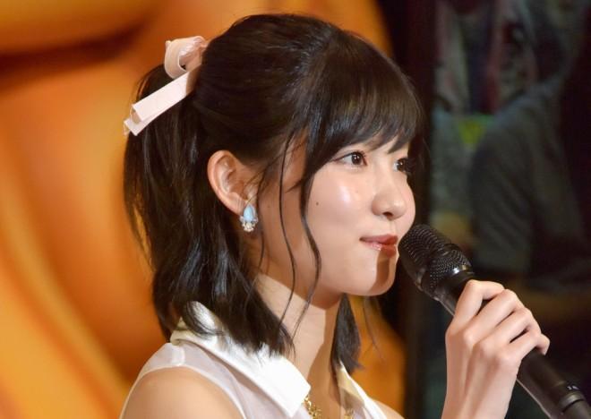 『第9回AKB48選抜総選挙』45位 谷口めぐ