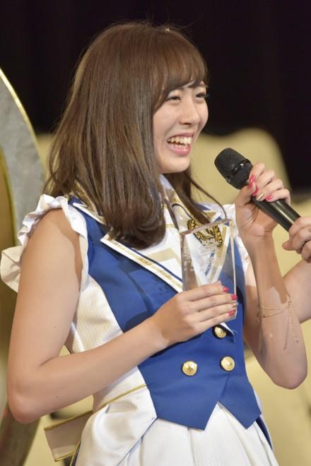 『第9回AKB48選抜総選挙』49位 坂口理子