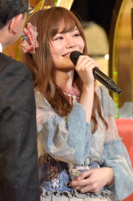 『第9回AKB48選抜総選挙』52位 込山榛香