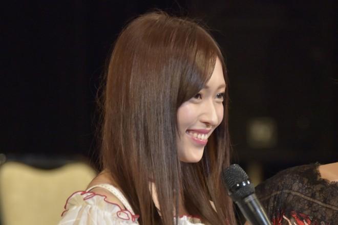 『第9回AKB48選抜総選挙』53位 山口真帆
