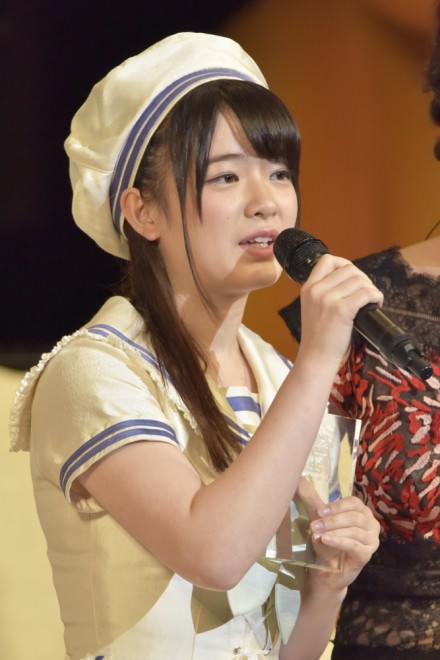 『第9回AKB48選抜総選挙』55位 武藤小麟