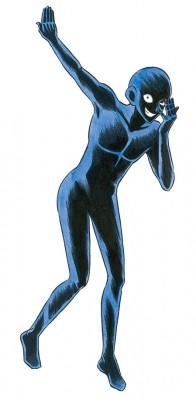 名探偵コナンのスピンオフ作品『犯人の犯沢さん』で主役に抜擢された黒い人