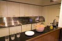 キッチンとバーカウンターも備えられていたウォルト・ディズニーのオフィス/ウォルト・ディズニー・スタジオ