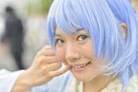 『コミケ92』(1日目)コスプレイヤー・宮越虹海さん