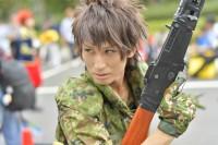 『コミケ92』(1日目)コスプレイヤー・NAOKIさん