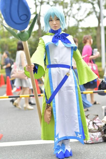 『コミケ92』(1日目)コスプレイヤー・夏芽さん