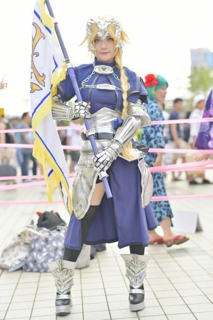 『コミケ92』(2日目)コスプレイヤー・Yuji koiさん