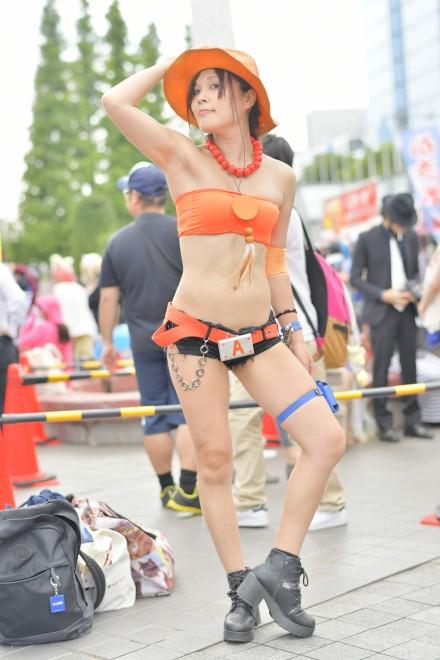 『コミケ92』(2日目)コスプレイヤー・由妃つかささん