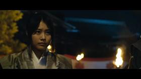 映画『関ヶ原』で凛々しい男装姿を初披露した有村架純 (C)2017「関ヶ原」製作委員会