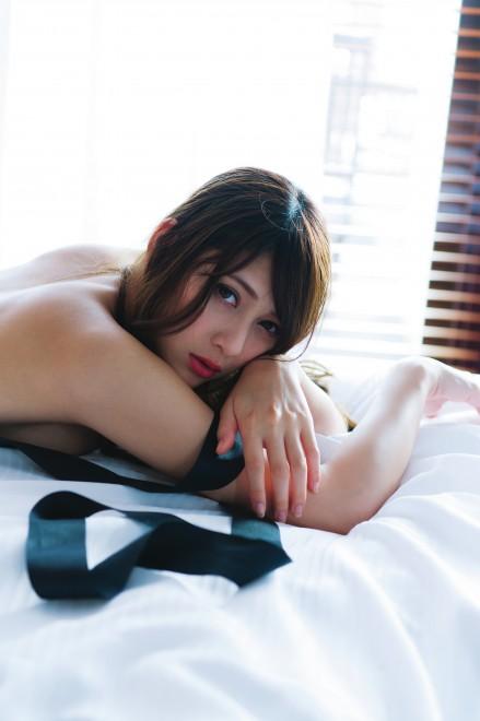 アンジェラ芽衣 (C)Takeo Dec.週刊プレイボーイ
