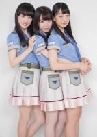 =LOVE  左から:音嶋莉沙、大谷映美里、瀧脇笙古
