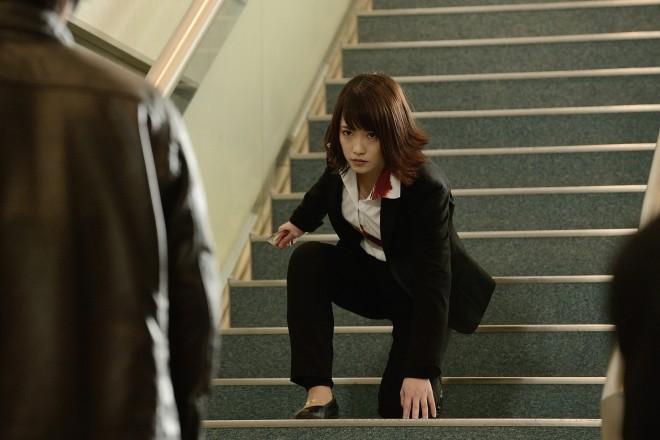 下村泉(川栄李奈) 映画『亜人』