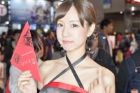 『東京ゲームショウ2017』コンパニオン
