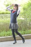 『東京ゲームショウ2017』コスプレイヤー・Rioさん